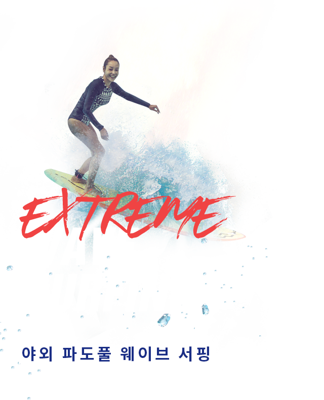 Extreme Wave Surfing