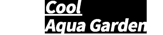 Cool Aqua Garden