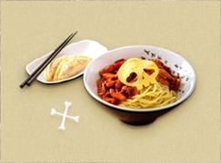 마라마파두부덮밥