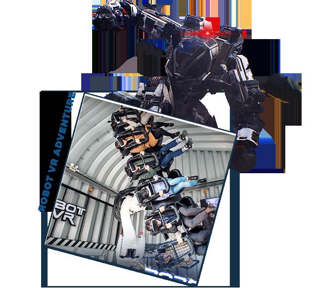 로봇 VR 이미지