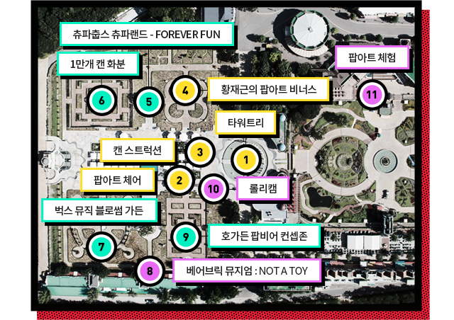 Zone 지도 이미지