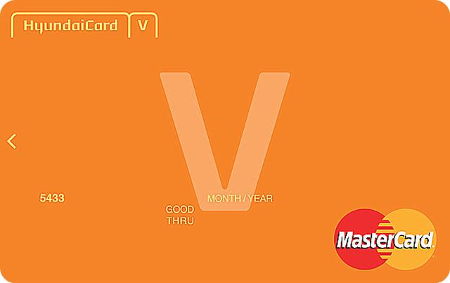 현대카드 V