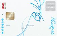 부산은행 BS딩딩신용카드