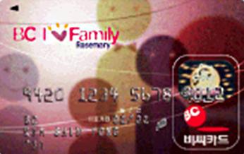 I♥Family카드