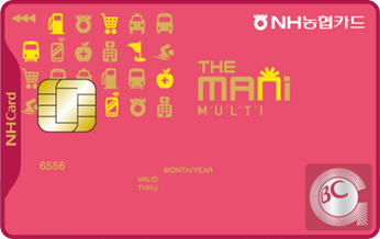The MANI multi카드