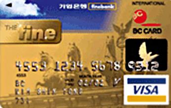 기업TheFine 카드