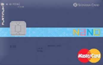 신한 HI-POINT카드 nano PLATINUM#