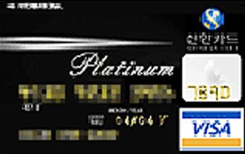 신한플래티늄Pro카드(구.신한)