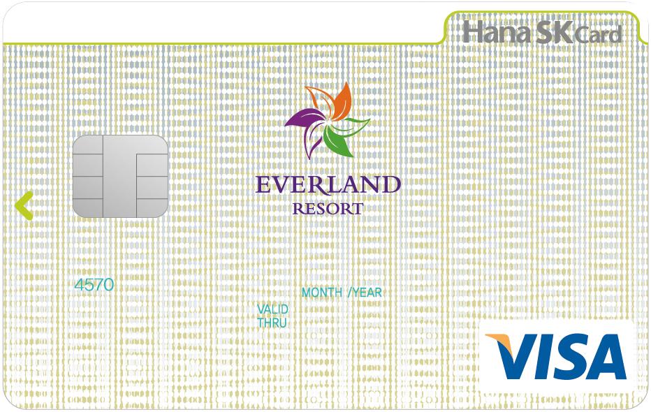 하나 에버랜드카드