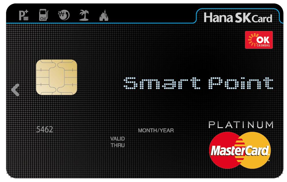 하나 SMART POINT카드
