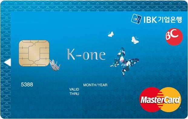K-one 카드