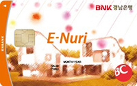 경남은행 E-Nuri카드