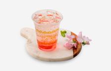 핑크로즈 레몬에이드 이미지